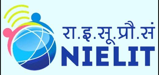 NIELIT Recruitment 2017 340 Scientist & Scientific/Technical Assistant Vacancy 2