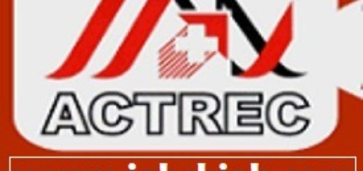 ACTREC-Recruitment