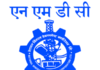 NMDC Recruitment 2018 | 163 Job Vacancies | Apply Online nmdc.co.in 31/01/2018