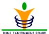 Pune Cantonment Board Bharti Jobs Recruitment 2018