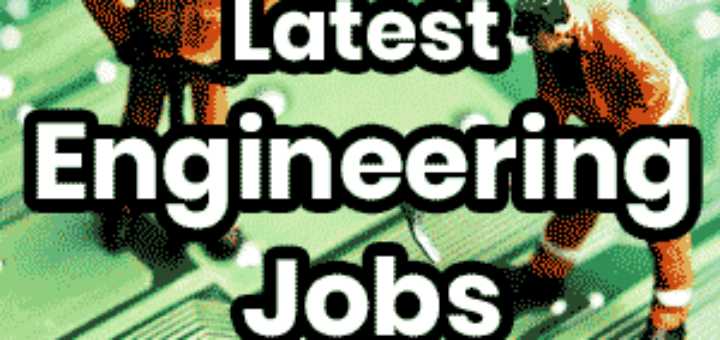 Latest Government Engineering Jobs Vacancies 2018