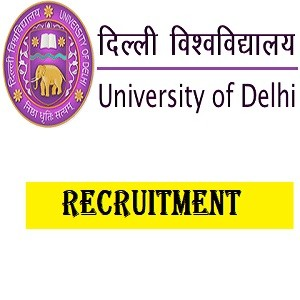 Delhi University Bharti 2019| DU 263 Assistant Professor Recruitment[www.du.ac.in]