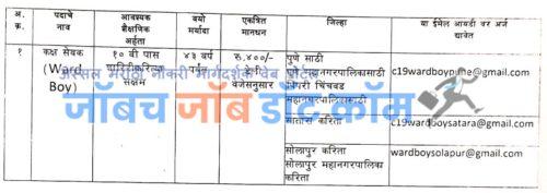 PMC Bharti 2020